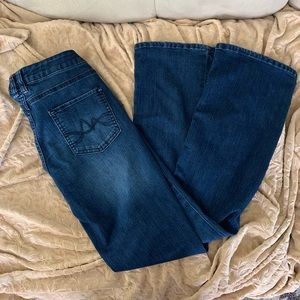 New York & Company Curvy Bootcut Jeans NWOT